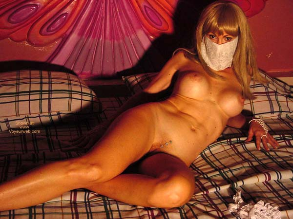 Pic #4 - Sexy Mask 4 U Welcome to my Harem