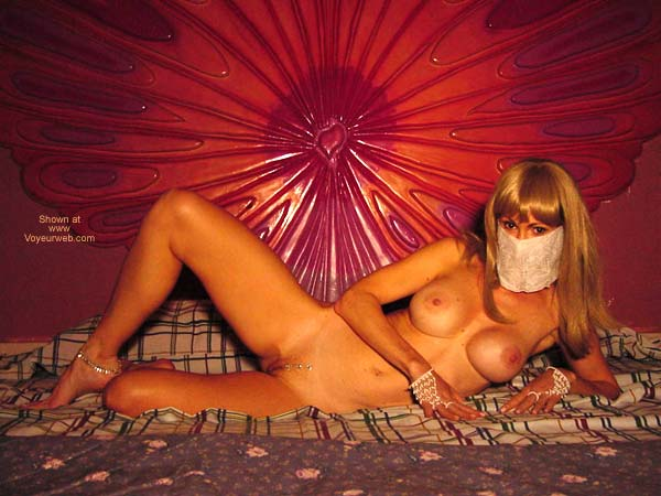 Pic #6 - Sexy Mask 4 U Welcome to my Harem
