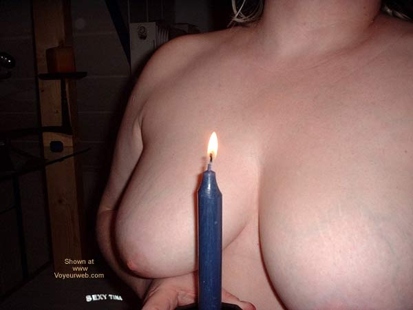 Pic #2 - Candlelight with Sexy Tina 1