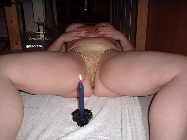Pic #5 - Candlelight with Sexy Tina 1