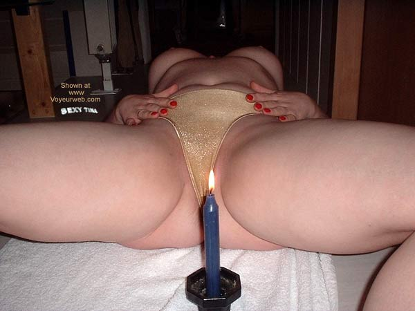 Pic #7 - Candlelight with Sexy Tina 1