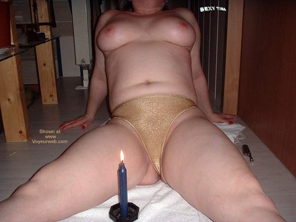 Pic #8 - Candlelight with Sexy Tina 1