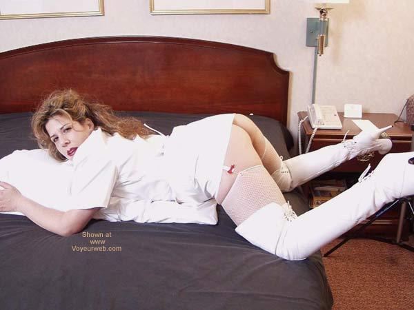 Pic #1 - Naughty Nurse Victoria