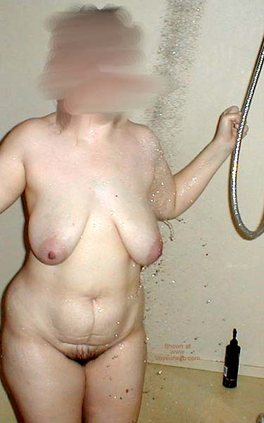 Pic #6 - Very Shy Wife's First Try!!!!!