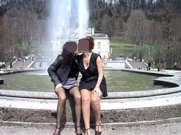 Pic #3 - *GG Tiziana in Germany With Her Friend