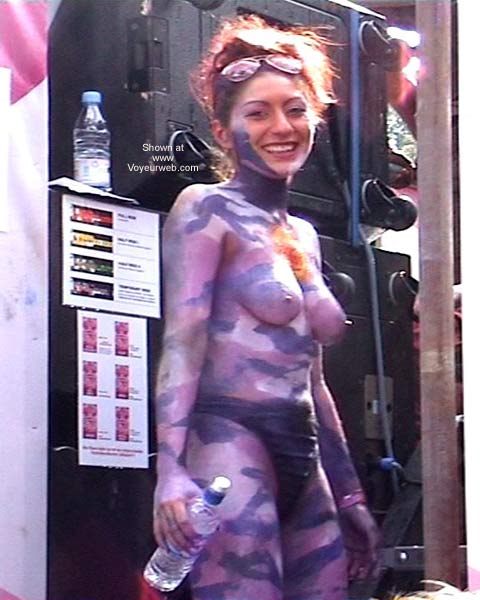 Pic #8 - Loveparade 2001 In Berlin 52