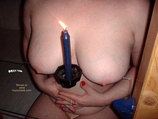 Pic #3 - Candlelight with Sexy Tina 2