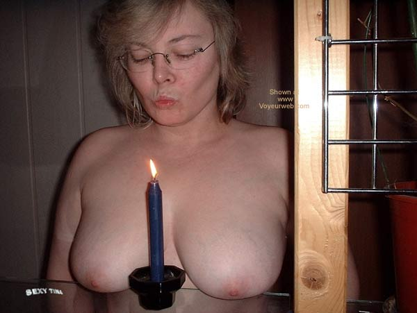 Pic #4 - Candlelight with Sexy Tina 2
