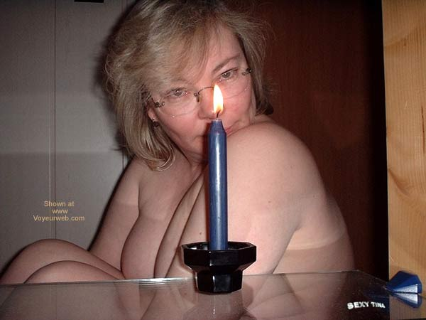 Pic #6 - Candlelight with Sexy Tina 2