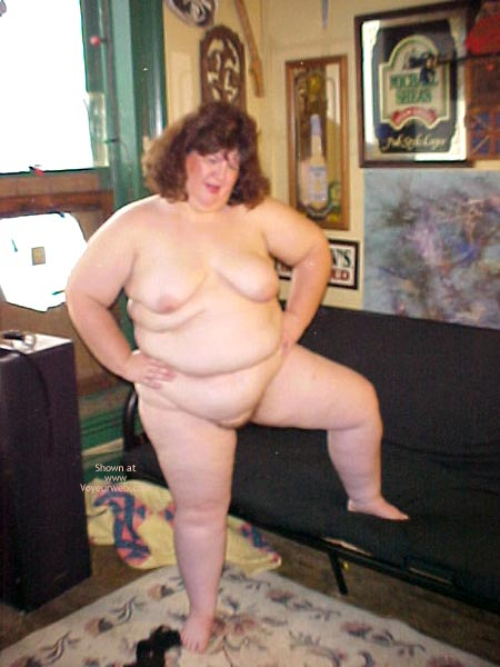 Pic #1 - BBW Gidget Nude