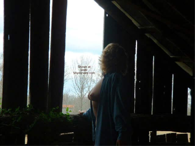 Pic #4 - In The Barn