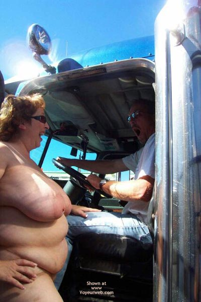 Pic #3 - Love Those Truckers Part 2