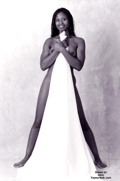 Pic #3 - Eve With A White Sheet
