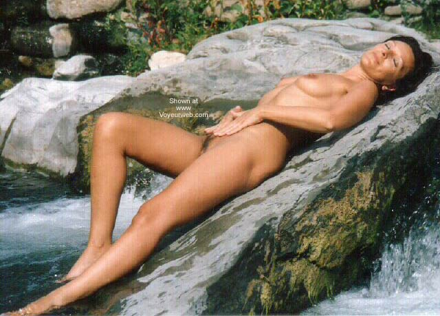 Pic #2 - Nude at The Falls 1