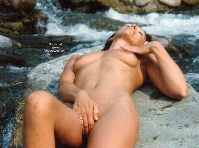 Pic #3 - Nude at The Falls 1