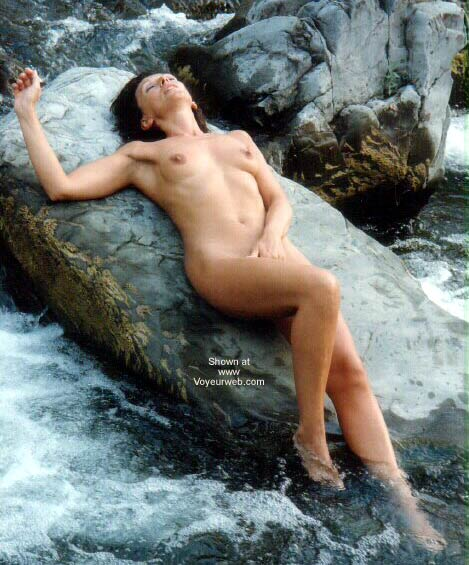 Pic #8 - Nude at The Falls 1