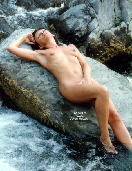 Pic #9 - Nude at The Falls 1