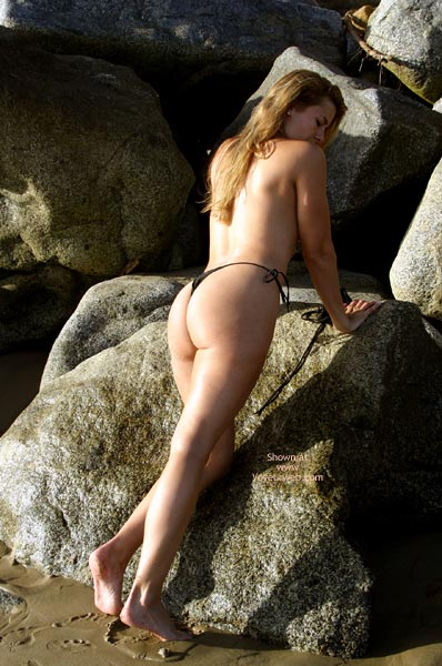 Pic #3 - Nikki  The Secret Beach