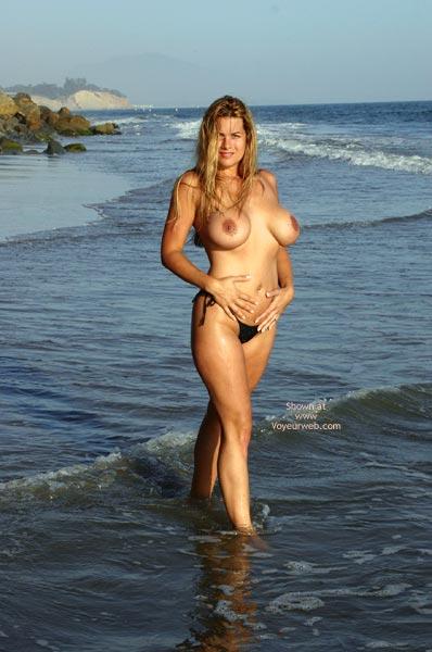Pic #4 - Nikki  The Secret Beach