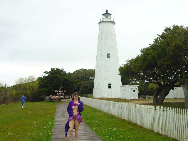 Pic #1 - Purple Patty and 3 Lighthouses
