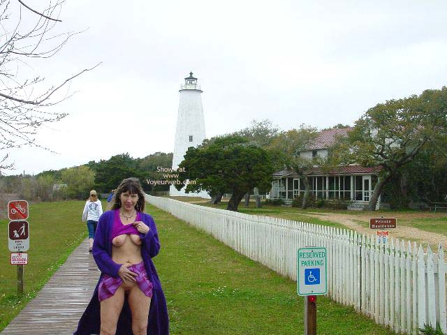 Pic #2 - Purple Patty and 3 Lighthouses