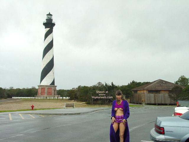 Pic #4 - Purple Patty and 3 Lighthouses