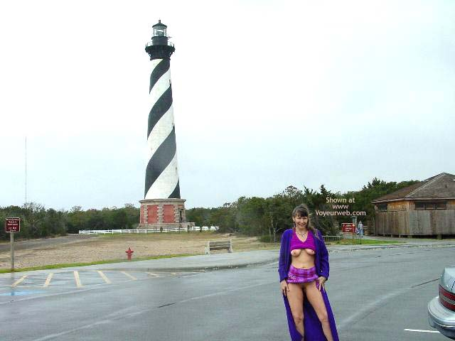 Pic #5 - Purple Patty and 3 Lighthouses