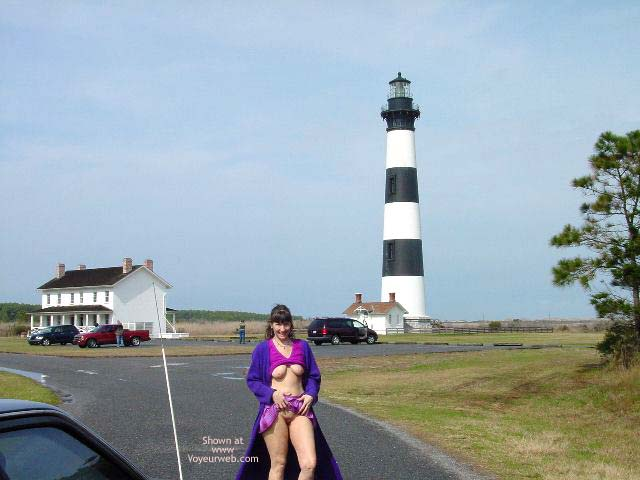 Pic #6 - Purple Patty and 3 Lighthouses