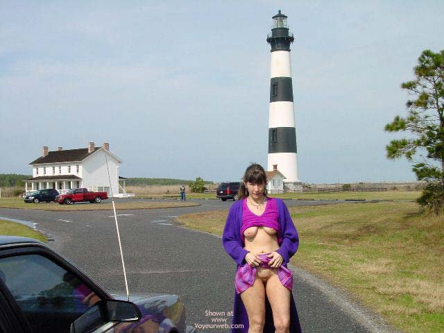 Pic #7 - Purple Patty and 3 Lighthouses