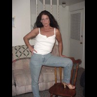 *SA Absolut Angel In and Out of Jeans