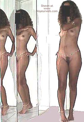 Pic #2 - Brazilian Wife 3 - Reflection in The Mirror