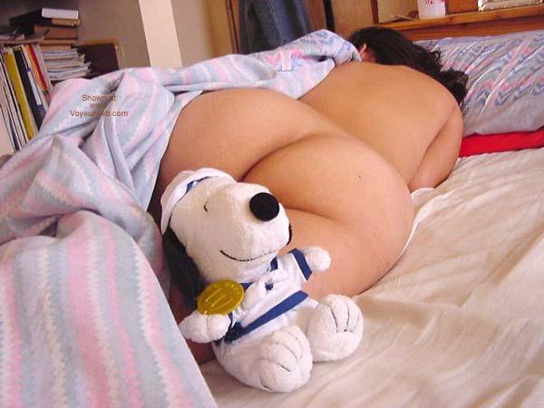 Pic #4 - Snoopy Juega Con Mi Esposa