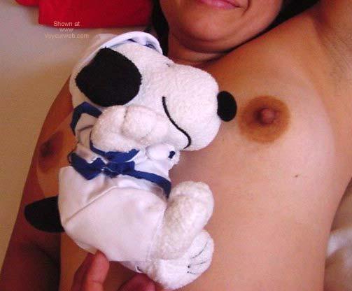 Pic #7 - Snoopy Juega Con Mi Esposa