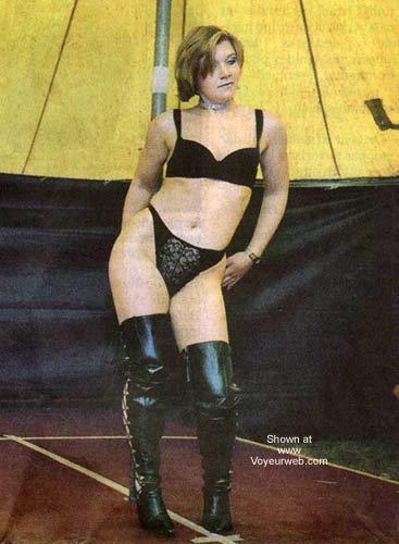 Pic #9 - Swedish Stripper