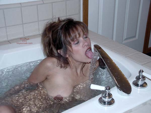 Pic #2 - Eyvette Squirting Asian 5