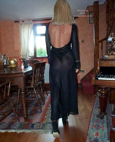 Pic #7 - See-Through Dress