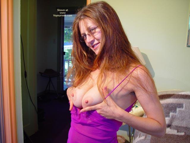 Pic #2 - Gala Masturbating
