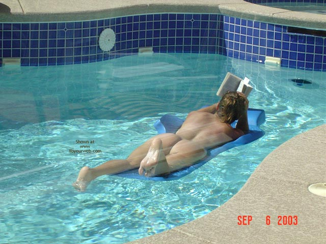 Pic #1 - Relaxin By The Pool