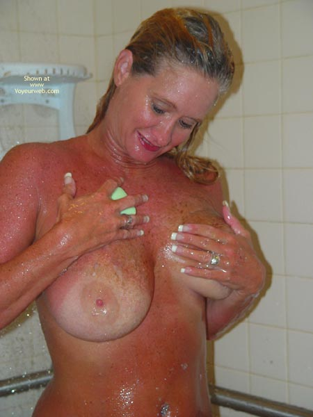 Pic #8 - *Sh Stormy In The Shower Part 1