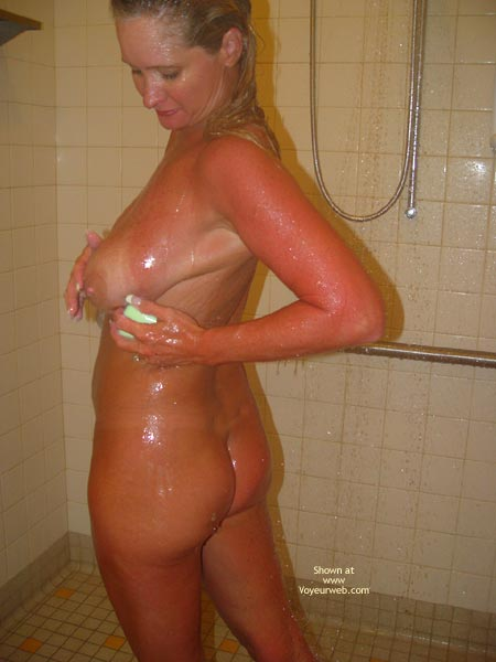 Pic #10 - *Sh Stormy In The Shower Part 1