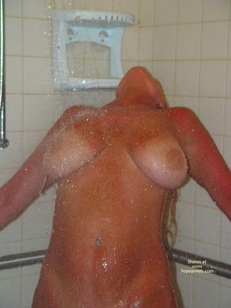 Pic #1 - *Sh Stormy In The Shower Part 2
