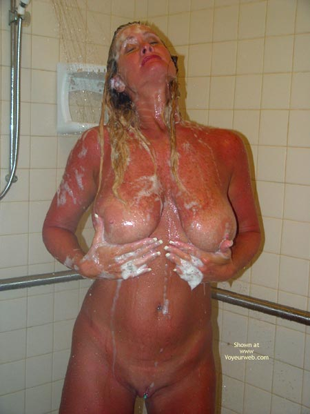Pic #6 - *Sh Stormy In The Shower Part 2