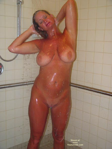 Pic #8 - *Sh Stormy In The Shower Part 2