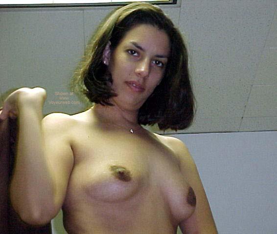 Pic #6 - Princess Elizabeth Stripping 1
