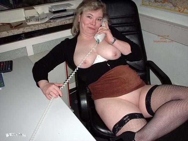 Pic #2 - Sexy Tina at Work 3