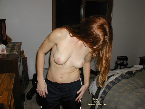 Pic #4 - Cute Lil Redhead
