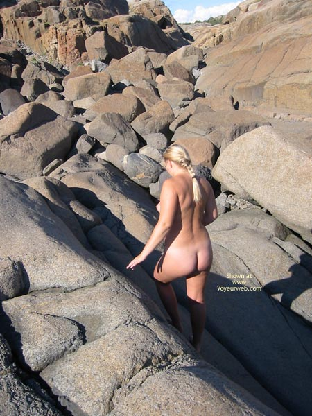 Pic #3 - A Day At The Nude Beach