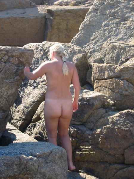 Pic #7 - A Day At The Nude Beach