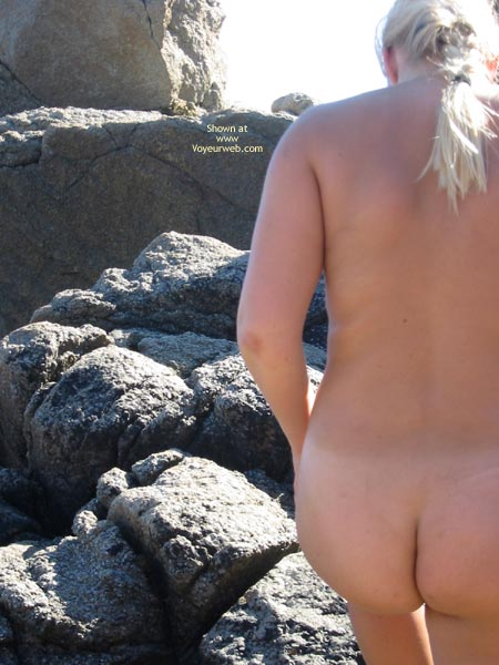 Pic #8 - A Day At The Nude Beach