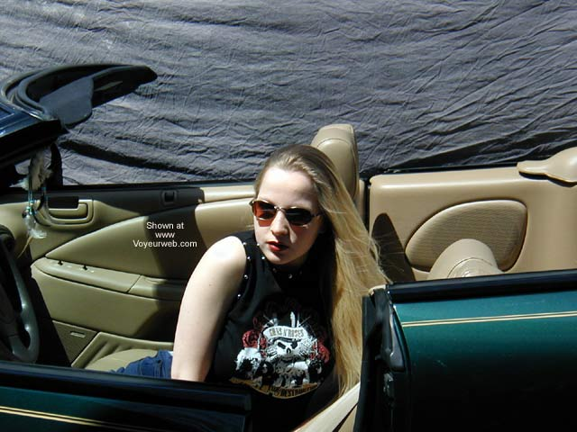 Pic #1 - In The Car